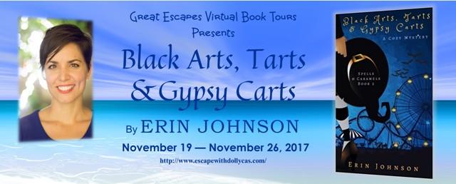 Black Arts, Tarts and Gypsy Carts by Erin Johnson