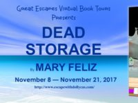 Dead Storage by Mary Feliz – Excerpt + Giveaway
