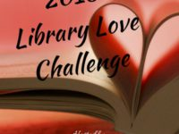2018 Library Love Challenge Sign-Up Info