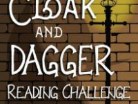 2018 Cloak and Dagger Reading Challenge #CloakDaggerChal