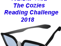 Cruisin' Thru the Cozies Reading Challenge 2018