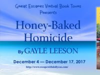 Honey-Baked Homicide by Gayle Leeson – Spotlight and Giveaway