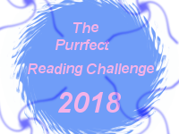 The Purrfect Reading Challenge 2018