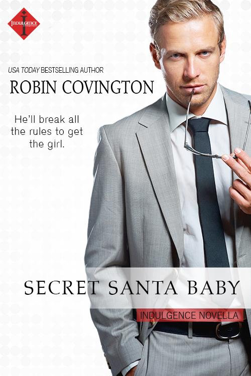 Secret Santa Baby by Robin Covington – Review