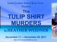The Tulip Shirt Murders by Heather Weidner – Life as a Private Investigator with Delanie Fitgerald