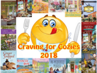 Craving for Cozies 2018 Reading Challenge