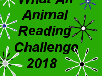 What An Animal Reading Challenge 2018