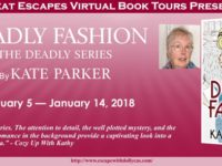 Deadly Fashion by Kate Parker – Spotlight and Giveaway