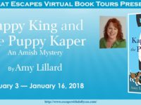 Kappy King and the Puppy Kaper by Amy Lillard – Guest Post and Paperback Giveaway