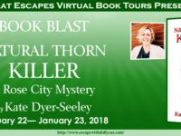 Natural Thorn Killer by Kate Dyer-Seeley – Blast and Giveaway