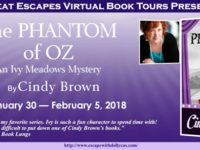The Phantom of Oz by Cindy Brown – Spotlight and Giveaway