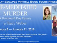 Pre-Meditated Murder by Tracy Weber – Spotlight and Giveaway