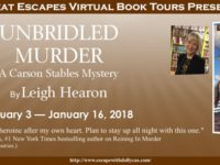 Unbridled Murder by Leigh Hearon