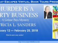 Murder is a Dirty Business by Tricia L. Sanders – Spotlight and Giveaway