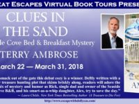 Clues in the Sand by Terry Ambrose – Guest Post and Giveaway