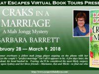 Craks in a Marriage by Barbara Barrett