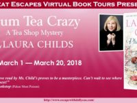 Plum Tea Crazy by Laura Childs – The Serendipity of Tea