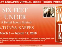 Six Feet Under by Tonya Kappes – Spotlight and Giveaway