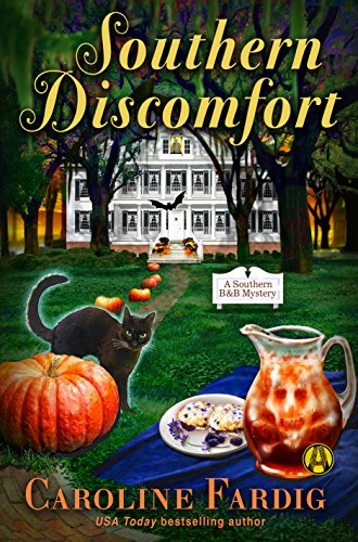 Southern Discomfort by Caroline Fardig – Review