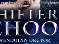 Shifter School by Gwendolyn Druyor – A Day in the Life of the Author