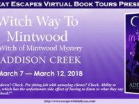 Witch Way to Mintwood by Addison Creek