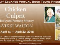 Chicken Culprit by Vikki Walton – Spotlight and Giveaway