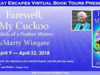 Farewell, My Cuckoo by Marty Wingate – Spotlight