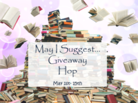 May I Suggest Giveaway Hop – Ends 5/15/18
