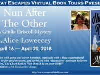 Nun After the Other by Alice Loweecey – Excerpt and Giveaway