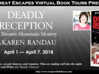 Deadly Reception by Karen Randau