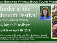 Murder at the Mushroom Festival by Janet Finsilver – The Mendocino Mushroom Festival