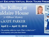 The Killing at Kaldaire House by Kate Parker