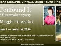 Confound It by Maggie Toussaint – Fast Five