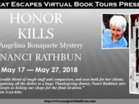 Honor Kills by Nanci Rathbun – Excerpt and Giveaway