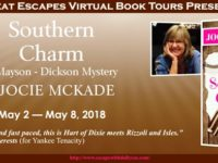 Southern Charm by Jocie McKade – Get to Know Jackie Dickson + Enter to Win