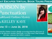 Poison by Punctuation by Kelley Kaye – Guest Post