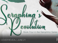 Seraphina's Revolution by Sheena Hutchinson – Cover Reveal