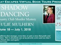 Shadow Dancing by Julie Mulhern – Character Spotlight: Max!