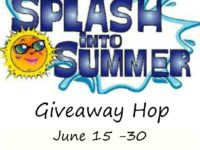 Splash Into Summer Giveaway Hop – Ends 6/30/18