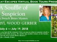 A Soufflé of Suspicion by Daryl Wood Gerber – Spotlight and Giveaway