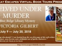 Shelved Under Murder by Victoria Gilbert – The Fine Art of Forgery
