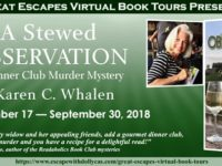 A Stewed Observation by Karen C. Whalen – Spotlight and Giveaway