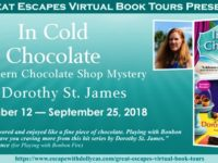 In Cold Chocolate by Dorothy St. James – Spotlight and Giveaway