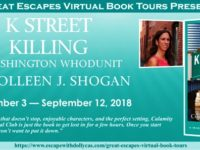 K Street Killing by Colleen Shogan – Spotlight and Giveaway