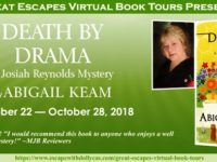 Death by Drama by Abigail Keam – Guest Post and Giveaway