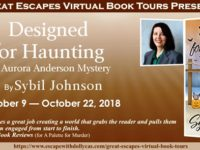 Designed for Haunting by Sybil Johnson – Spotlight and Giveaway