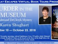 Murder in the Museum by Karen Shughart – Spotlight and Giveaway