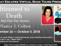 Trimmed to Death by Nancy J. Cohen – Excerpt and Giveaway