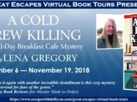 A Cold Brew Killing by Lena Gregory