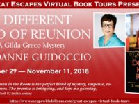 A Different Kind of Reunion by Joanne Guidoccio – Ending on the Right Note (plus giveaway)